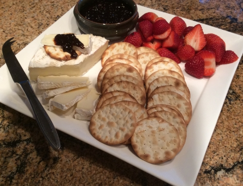 CrackJelly Cheese Platter