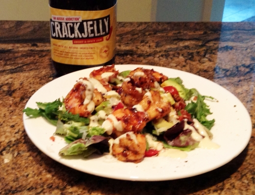 CrackJelly Shrimp Salad